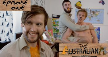 The Australiana Hostel: Episode 1 – A Royal Welcome (ft. SketchShe)