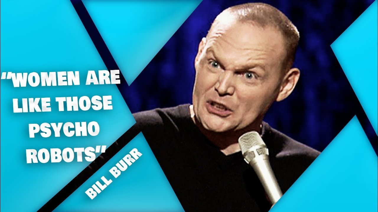 bill burr comedy special