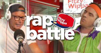 Weather Men rap battle (Sam Mac vs Tim Bailey) FIGHT