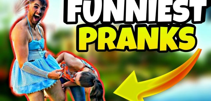 Kristen Hanby 2019 Funniest Pranks On *THE INTERNET*