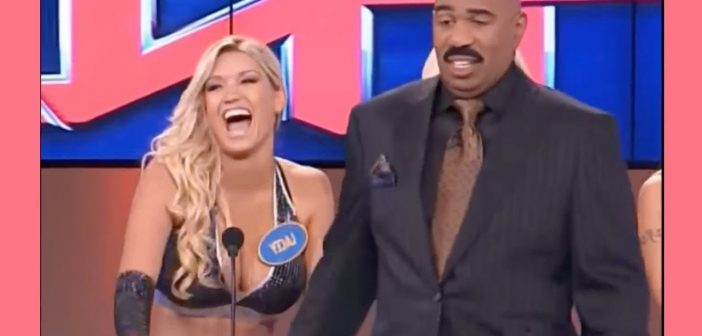 BEST NAUGHTY MOMENTS IN TV GAME SHOWS EVER